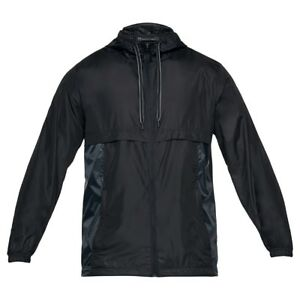 Under-Armour-Sportstyle-Windbreaker-Herren-Jacke-Windjacke-black-1306482-001