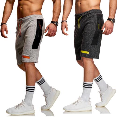 Cortocircuitos de los hombres pantalones cortos pantalones de Capri pantalones de entrenamiento de jogging Sudan Bermudas nuevas 20776
