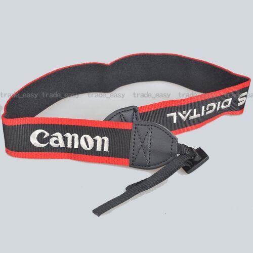 Neck Shoulder Strap for canon 600D 550D 500D 300D 350D 400D 450D 7D 40D 1100D