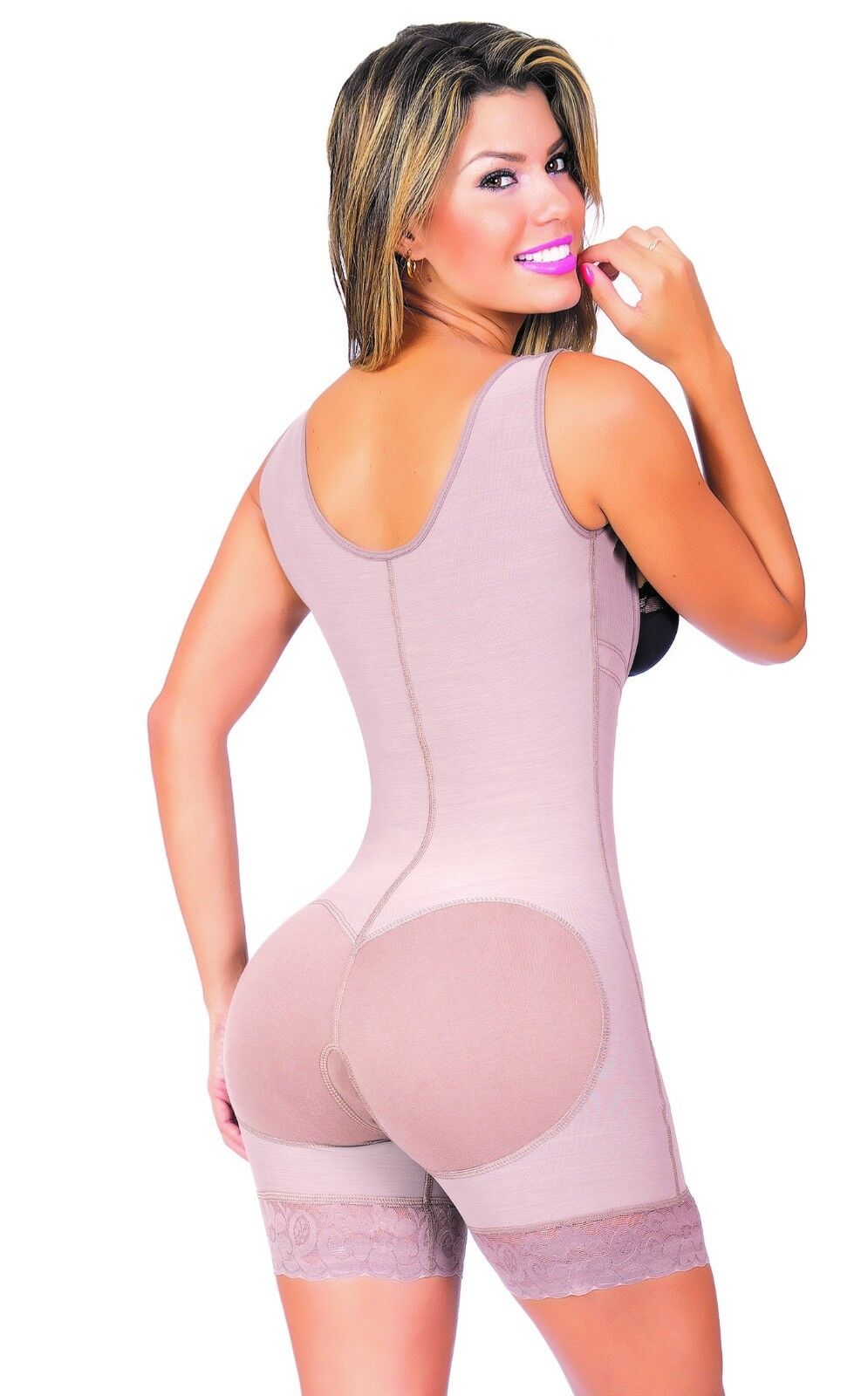 Fajas Colombianas Powernet LIPO EXPRESS BBL SUIT