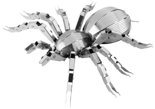 METAL EARTH - TARANTULA SPIDER 3D METAL MODEL KIT - BRAND NEW & SEALED!!