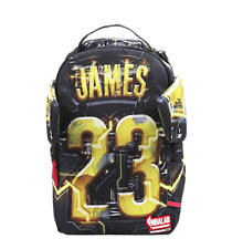 ee1a0a14d48 item 4 Sprayground NBA Lab James Elysium Wings Basketball School Bag  Backpack 910B1850 -Sprayground NBA Lab James Elysium Wings Basketball  School Bag ...