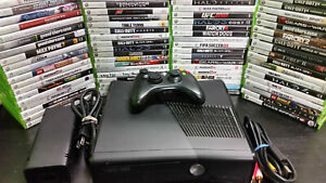 Xbox-360-Console-System-4GB-250GB-320GB-500GB-with-games-TESTED