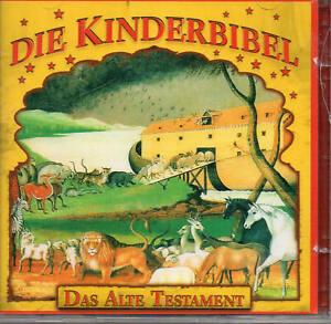 Die-Kinderbibel-Das-alte-Testament-2-CD-039-S-NEU-OVP-B-WARE-Religion