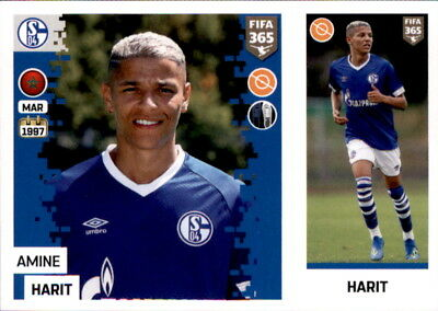 Yevhen Konoplyanka Sticker 202 a//b Panini FIFA365 2019 FC Schalke 04