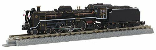 Rokuhan Z Jauge T027-3 Junior Classe C57 Unité 1 Steam Locomotive Impérial Train