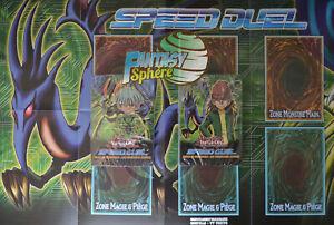 Yu-Gi-Oh-Deck-Speed-Duel-Les-Predateurs-Ultimes-sans-carton-scelle-francais