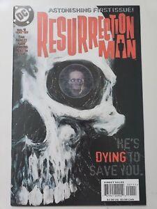 RESURRECTION-MAN-1-1997-DC-COMICS-1ST-APPEARANCE-1ST-PRINT-3D-SPECIAL-COVER