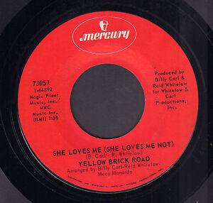 YELLOW-BRICK-ROAD-She-Lobes-Me-She-Loves-Me-Not-US-60-039-S-PROMO-7-034