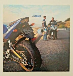 Vintage 2003 Yamaha Dealer Sportbike Catalog YZF-R1 YZF-R6 FZ1YZF600R