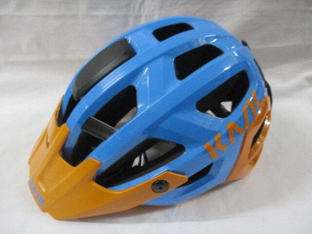 Kask Fahrradhelm MTB Helm REX Azzurro Cielo Gr. Gr. Gr. L + Gr. M     47,48 d106c5
