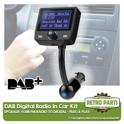 Einfach Stereo Upgrade Diy Fm zu DAB Radio Wandler für Ford Transit Custom