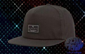 bb9d6a8f3 Details about New RIP CURL Botanical Ripcurl Snapback Cap Hat