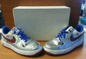 14cddab5f9b NIKE AIR FORCE 1 LOW PREMIUM LEBRON Mens Size 9.5. Style  313985 061 ...