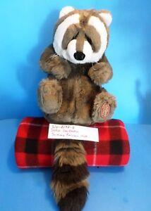 Dakin Lou Rankin Sammy the Raccoon plush(310-2172-2)
