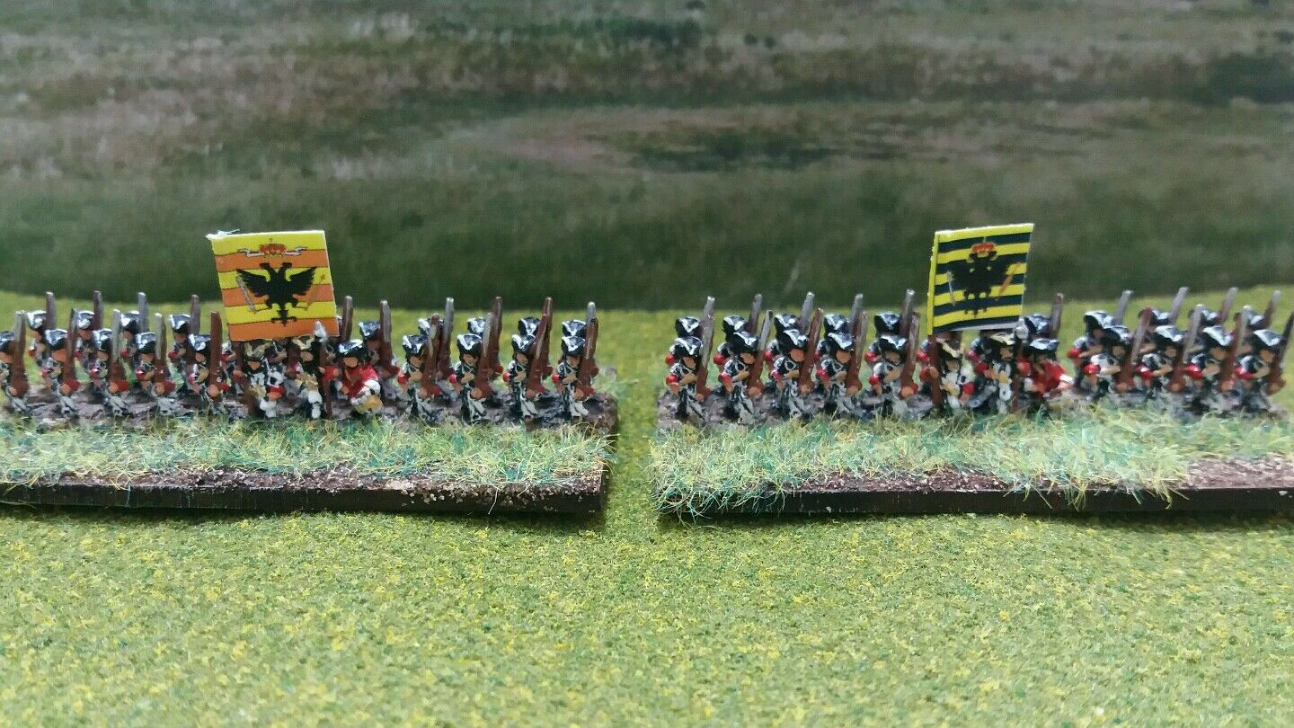 6mm War of spanish succession Austrian Army