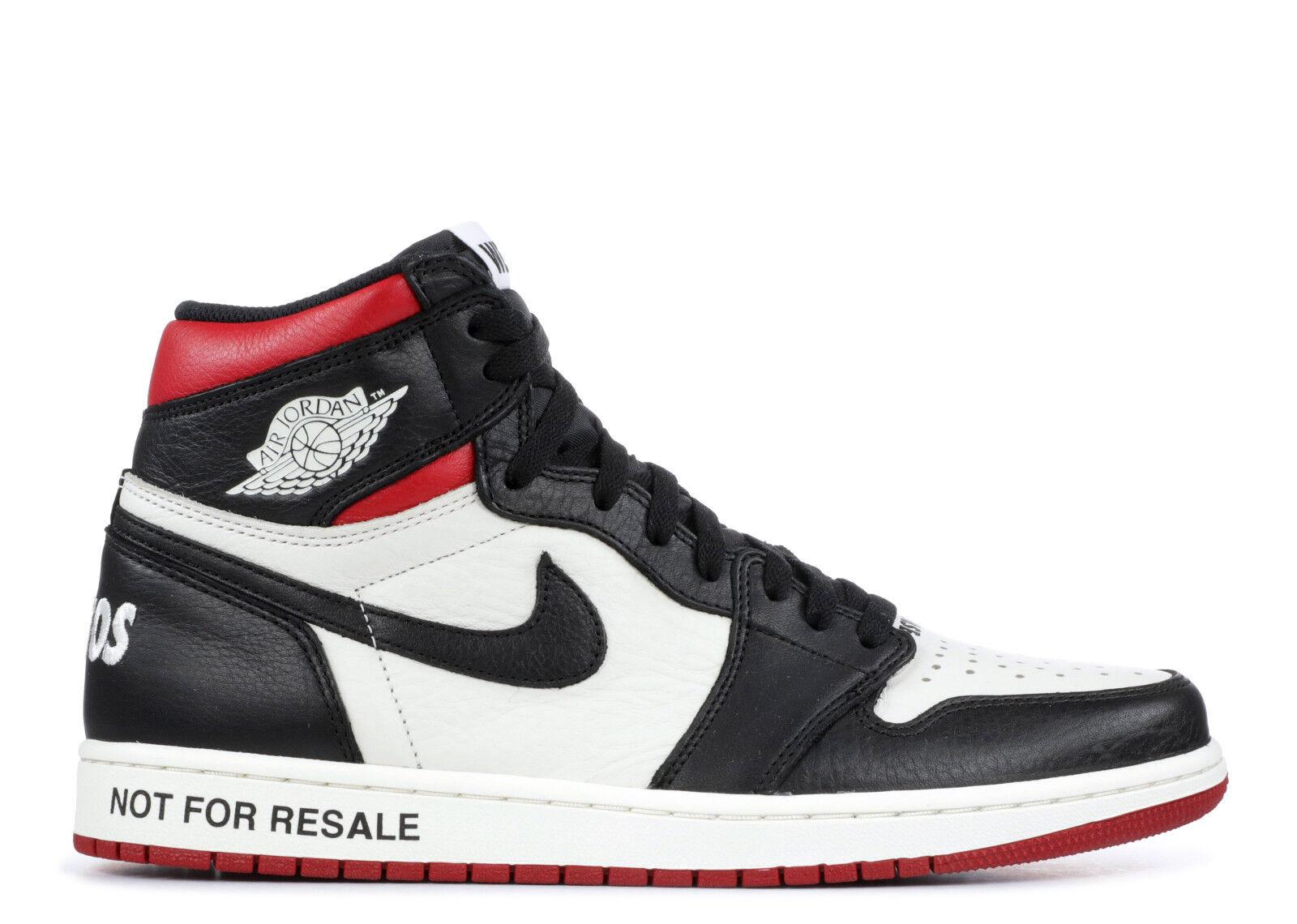 best sneakers 86bdb f93dd Nike Air Jordan 1 Retro High OG Not For Resale Varsity Red Size 13. 861428