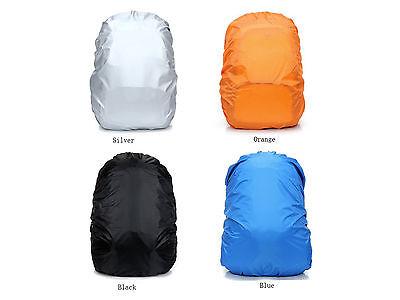Seamless Elastic Cycling Rain Cover Bag Waterproof Bag Back Travel Pack Backpack