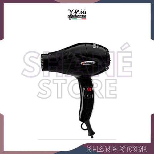 GAMMAPIU/' SINTECH NERO HAIR DRYER COMPATTO 2300W