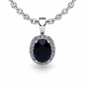14K-WHITE-GOLD-1-10-CARAT-OVAL-SAPPHIRE-AND-HALO-DIAMOND-NECKLACE-WITH-18-034-CHAIN