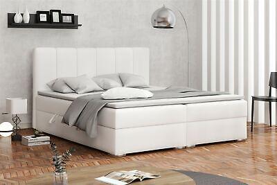 Erfinderisch Boxspringbett Schlafzimmerbett Alvara 140x200cm Inkl.bettkasten