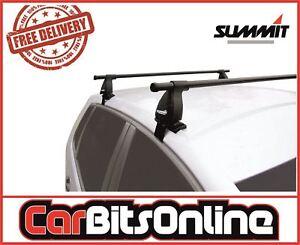 Citroen C3 5 Door Hatch 2009/> Citroen C3 Roof Rack Roof Bars *no rails