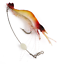 5x-GLOW-Rigged-Prawn-Shrimp-Fishing-Lures-Soft-Plastic-Baits-Lure-Flathead-Bream