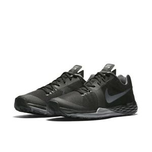 competitive price d2d4c b9c28 Image is loading Nike-Train-Prime-Iron-DF-832219-007-Black-
