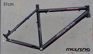 Muesing-Offroad-Comp-Mountainbike-Rahmen-51-cm-Alu-schwarz-matt-26-034-Disc