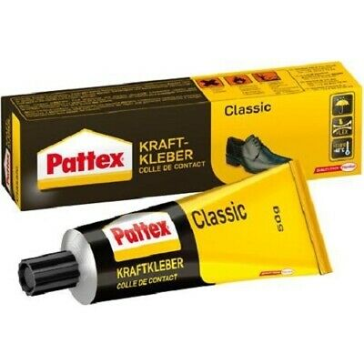Kraftklebstoff Alleskleber 50 G Kontaktkleber Pattex Kraftkleber Classic