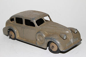 Dinky, n ° 39d, 1939, Buick Berline, Original, lot n ° 2
