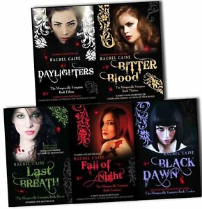 The-Morganville-Vampires-Rachel-Caine-Series-3-Collection-5-Books-Set-Daylighter