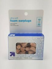 Ear Plugs 32db Noise Reduction Concerts Sproting Event Sleeping Flying Ultra Sof