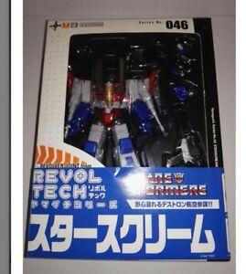 Revoltech Starscream Transformers 046 por Kaiyodo