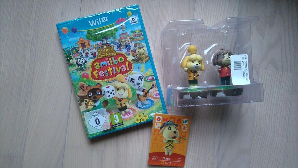 Nyt i folie! Animal crossing, Nintendo Wii U, adventure