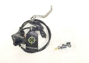 Hayes Prime Comp Disc Brake Front Caliper and Lever Black