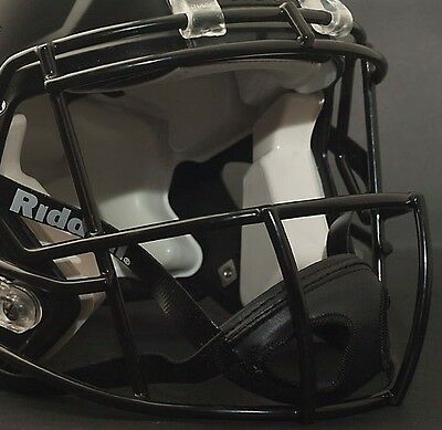 with S2BD-SW-SP Facemask ADULT LARGE Riddell SPEED Football Helmet GLOSS NAVY