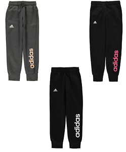 Adidas Linear Trainingshose Sporthose Kinder Mädchen Jogginghose Hose Sport 7056