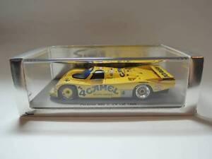 Spark 1/43 Porsche 962 C # 4 Le Mans 1988 Très Rare Na005 Camel