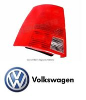 Vw Jetta Wagon (01-05) Taillight Left/driver Genuine Tail Brake Lamp Reverse