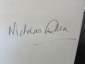 ardback Costable at the Double SIGNED Nicholas Rhea Very Good - Lampeter, United Kingdom - ardback Costable at the Double SIGNED Nicholas Rhea Very Good - Lampeter, United Kingdom