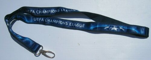 UEFA Champions League Schlüsselband Lanyard NEU T224