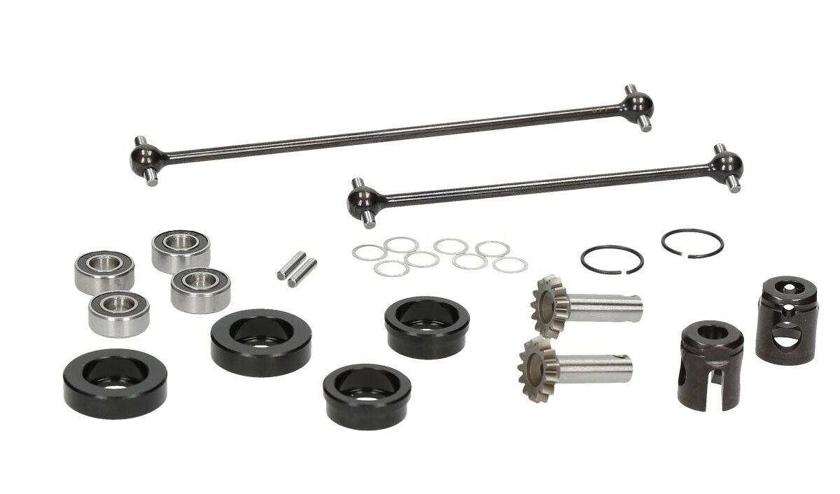 Hot Bodies D819 Transmission Conversion Kit (D817 to D819) - HBS204443