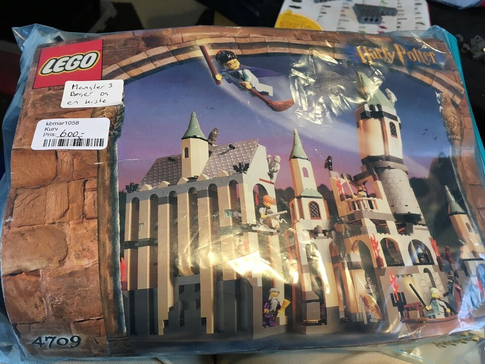 Lego Harry Potter, 4709 Hogwards castle