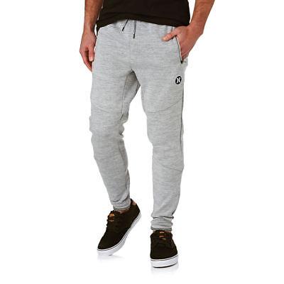 Activewear Hurley Phantom Fleece Pants Heather Grey Mfb0000350-06a Size M