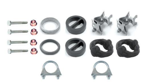 Abgasanlage Auspuff Schalldämpfer für BMW 5er E34 525i 125KW Kit 170PS Limo