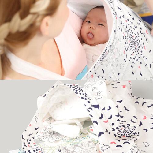 Baby Stillschal Still tücher Stilltuch tillzubehör Stillabdeckungen Nursing DE