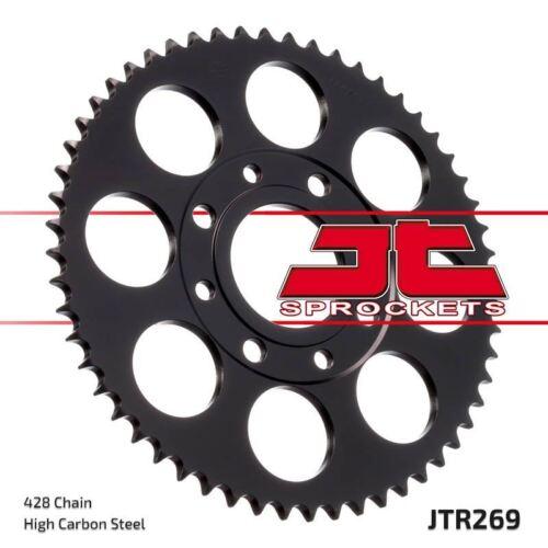 JT Rear Sprocket JTR269 44 Teeth fits Daelim VJF125 R Roadwin FI 08-16