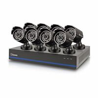 Swann Swdvk-880758-cl 8 Channel Hd 1080p Security Dvr System & 8x Cameras on sale