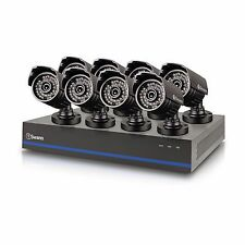 New Swann SWDVK-880758-CL 8 Channel  HD 1080p Security DVR System & 8x Cameras